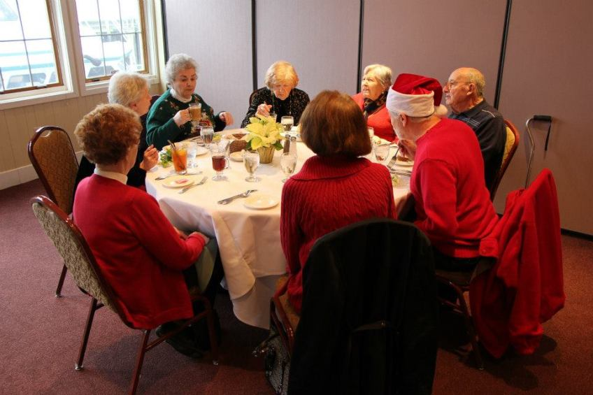 Support Group Holiday Lunch