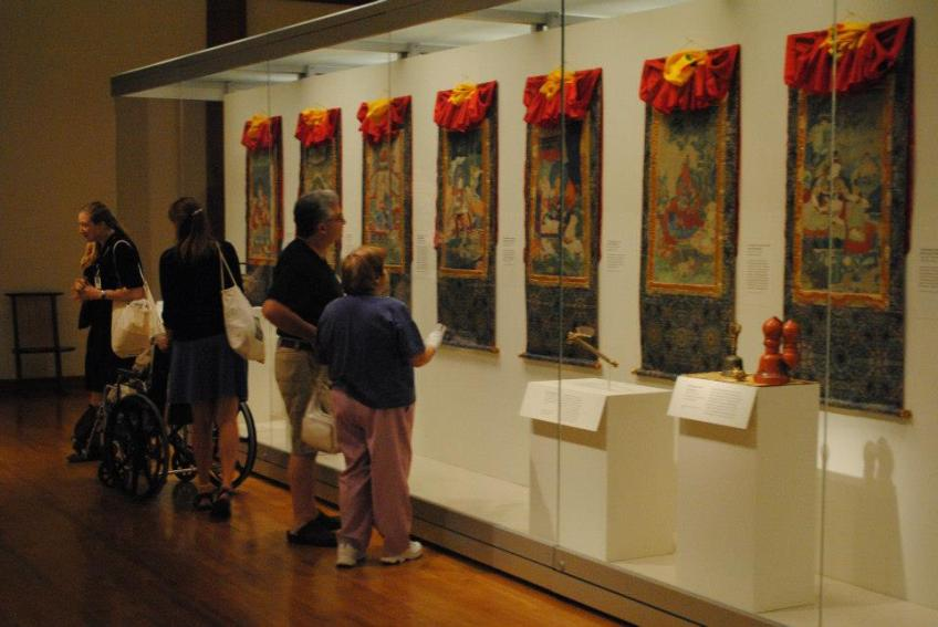 Museum of Fine Arts Guided Tour